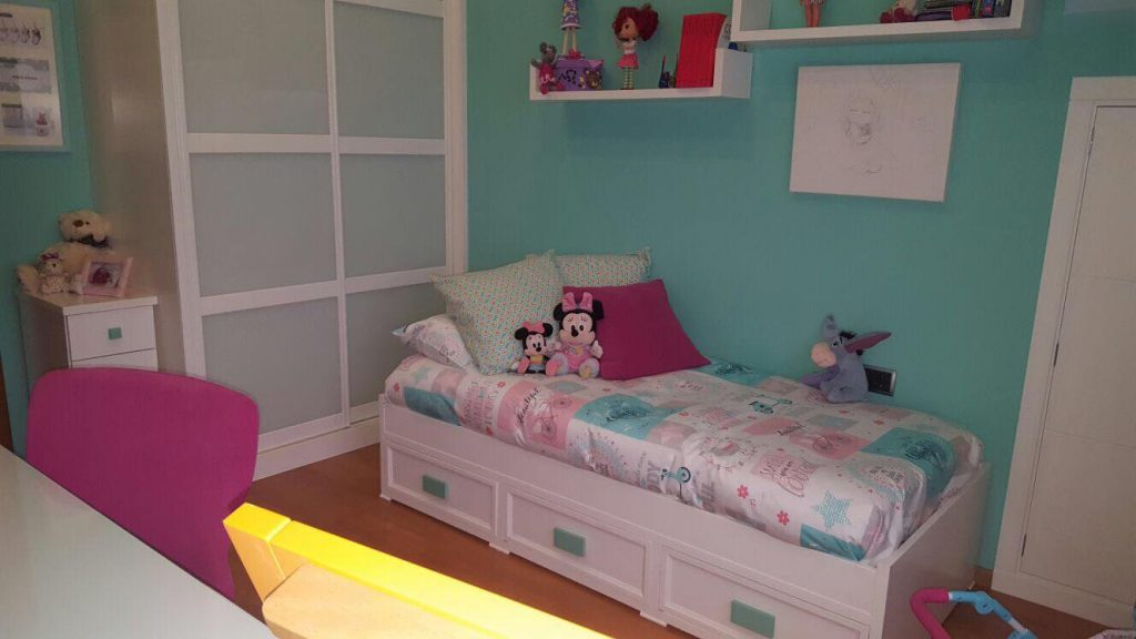dormitorios infantiles badajoz